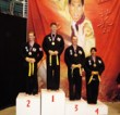 International Medal Haul for Surrey Martial Artists