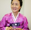 PEOPLE 6#: Dr. SOOK-JA YOON, DIRECTOR OF THE INSTITUTE OF TRADITIONAL KOREAN FOOD