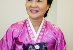 PEOPLE 6#: Dr. SOOK-JA YOON, DIRECTOR OF THE INSTITUTE OF TRADITIONAL KOREAN FOOD