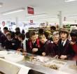 Tiffin Boys School Visits Korea Foods to Experience Korean Culinary Culture