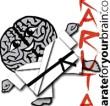 Karuta – karate for your brain – at Leatherhead Life 2009