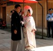 Kekkon Style Japanese Wedding Costumes Display and Demonstration