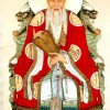 """Wu wei"", an important concept of Taoism, that involves knowing when to act and when not to act"