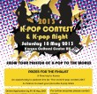 The 3rd K-Pop Contest and K-Pop Night