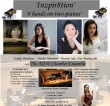 'Inzpir8tion' – 8 Hands on 2 Pianos with AJSW Chamber Ensemble