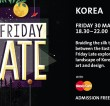 Korea: FRIDAY LATE With Master Card