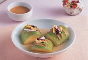 """Discover Korean Food 170: Dr. Sook-Ja Yoon's """"Hobak Seon"""""""