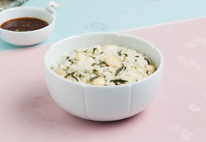 "Discover Korean Food 172: Dr. Sook-Ja Yoon's ""NokCha-Insam-Bab"""