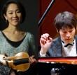 Yuhka Nagai (violin) with Kei Takumi (piano)