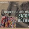 Common Thread: Artist talk by Satoru Aoyama
