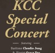 KCC Special Concert featuring Baritone Claudio Jung and Pianist Grace Yeo