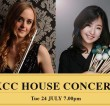 KCC House Concert with Resonanz Duo