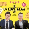 Films at the Embassy of Japan: Of Love & Law   愛と法