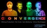 CONVERGENCE – Shinya Fukumori, BJ Cole, Iain Ballamy, Chris Montague – Concert presented by Yokohama Calling