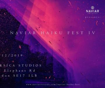 Naviar Haiku Fest IV