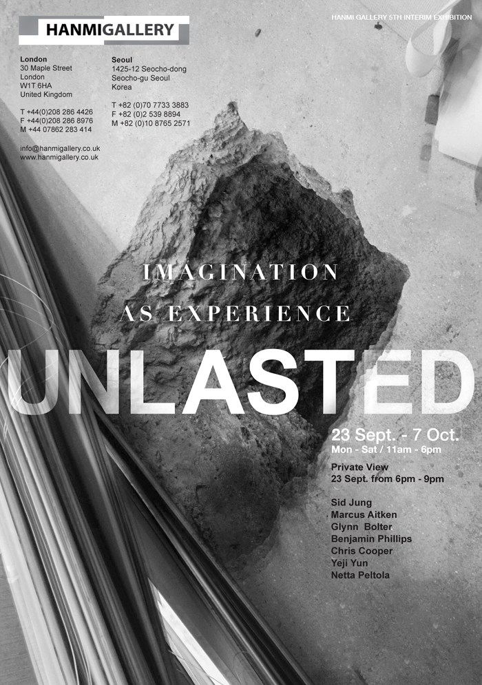 UNLASTED: Hanmi Gallery 5th Interim Exhibition | The East