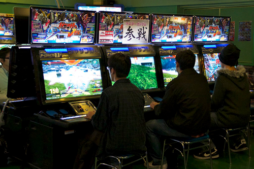 japanese only video games