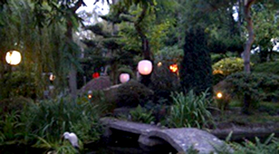 The Lantern Lit Evening Garden Honours An Ancient And Venerable Japanese  Tradition. In Japan, Toro (the Traditional Lanterns) Were Originally Used  Only In ...
