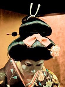 Danse du Kabuki (musée Guimet)