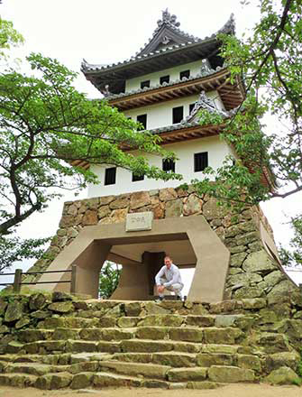 japanese castles and the making of regional national and world