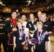 Kuk Sool Won from Surrey Won 11 Medals at the World Championships
