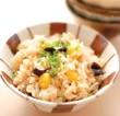 "Discover Japanese Food #6: Atsuko's ""Kinoko okowa"" (THE EAST Campaign in Association with Atsuko's Kitchen)"
