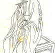 Lu Jiuyuan, a Chinese scholar and philosopher who founded the school of the universal mind