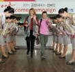 Asiana Improves Airport Services