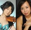 Sayaka Nakajima – violin with Mutian Xu – piano