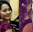 Marta Tobar – cello with Mandakhtuya Dorj – piano