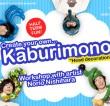Create your own… Kaburimono  Workshop with artist Norio Nishihara