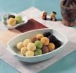 "Discover Korean Food 144: Dr. Sook-Ja Yoon's ""Gyeongdan, Sweet Rice Balls"""