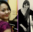 Manda Dorj with Claire James – 4hands on one piano