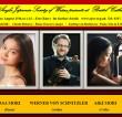 Werner von Schnitzler (violin) with cello and piano by Aiki Mori / Asa Mori