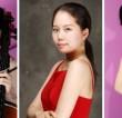 Mee Hyun Oh (violin), Lydia Kwon (cello), Grace Yeo (piano)