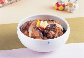 "Discover Korean Food 176: Dr. Sook-Ja Yoon's ""Dwaeji-Galbi-Jjim"""